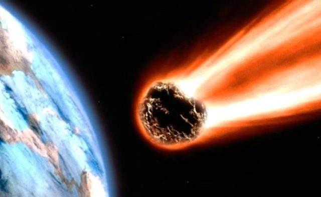 На Закарпатье упал метеорит