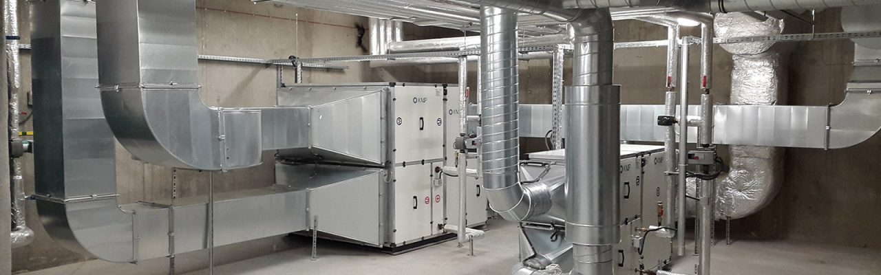 Как обеспечить надежную вентиляцию в помещении