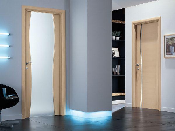 Красивые и стильные межкомнатные двери