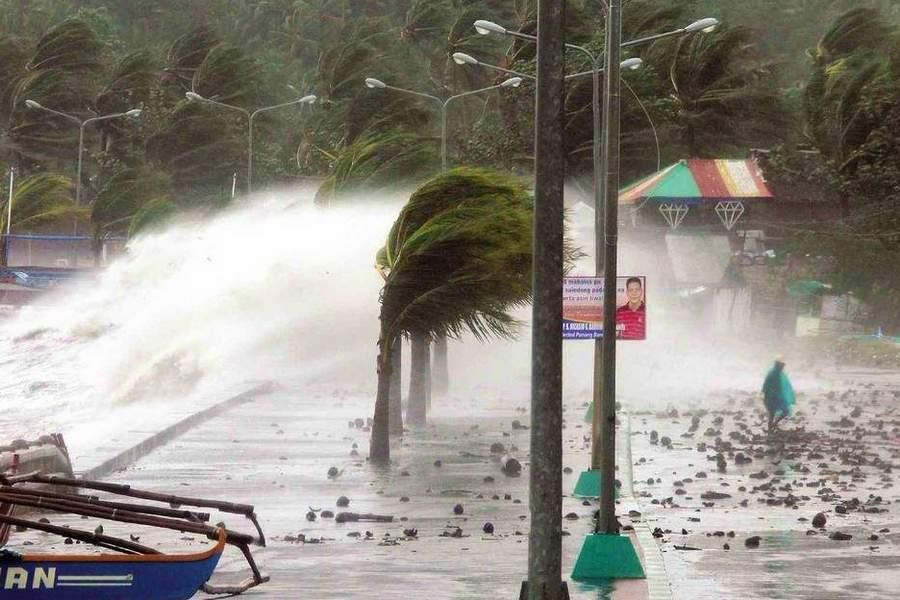 На Филиппинах в результате шторма погибло более 60 человек