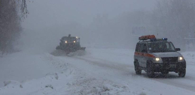 Во время новогодних праздников в Украине будет дежурить около 7 тысяч спасателей