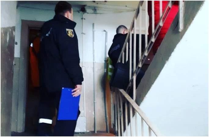 В Харькове в одной из квартир неизвестный убил двух студенток