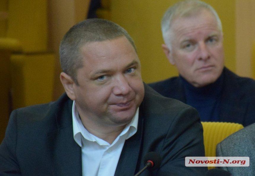 Депутат Николаевского областного совета задекларировал за два дня доходов на сумму более 20 млн. гривен
