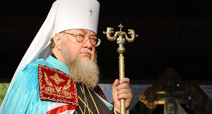 Митрополит Варшавский и всей Польши Савва заявил, что не признает православную церковь Украины