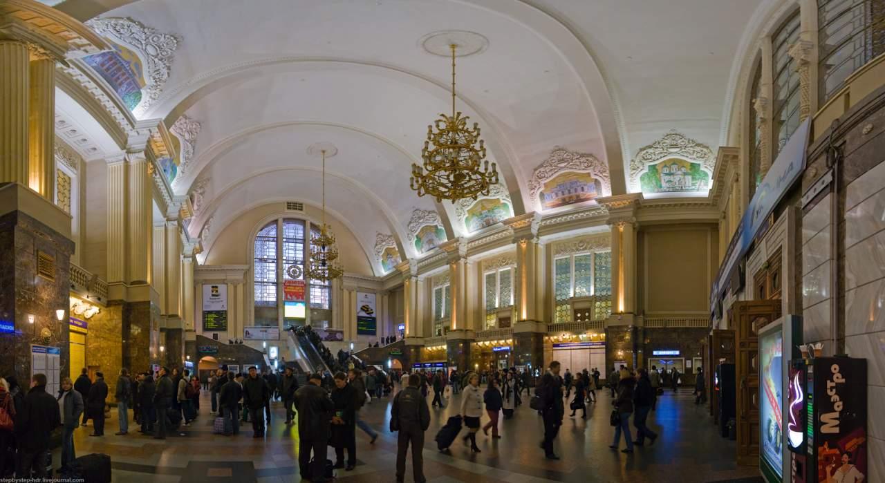 Ухудшение  криминогенной ситуации на ж/д вокзале Киева, заработают 100 камер видеонаблюдения и более 50 бойцов спецподразделения