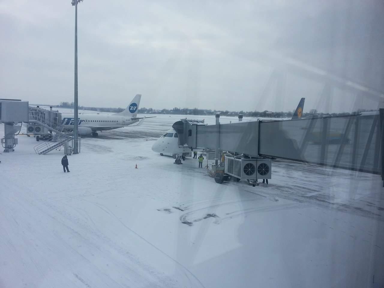 Из Львова отменили два авиарейса