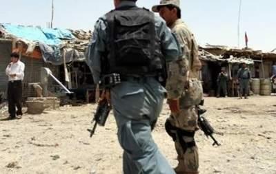 В Афганистане произошло нападение на полицейский участок. Есть погибшие