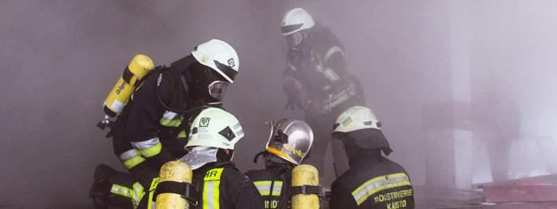 В столице вспыхнул пожар: Горит Киево-Печерская лавра