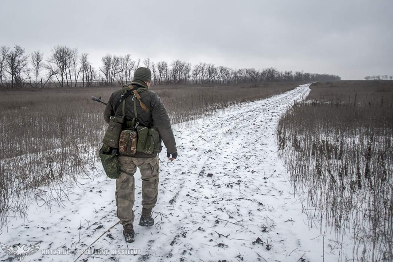 За сутки на Донбассе 5 раз было нарушено прекращение огня