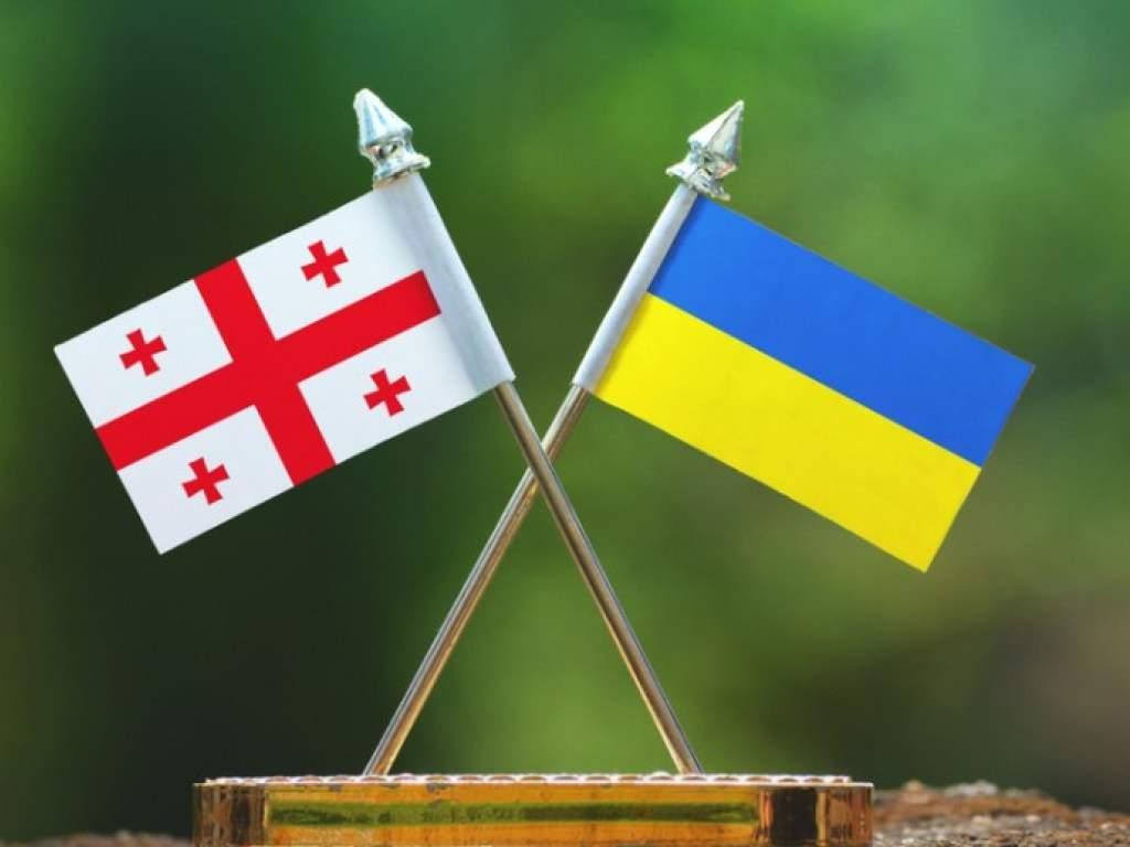 Украина намерена пересмотреть Соглашение о свободной торговле с Грузией