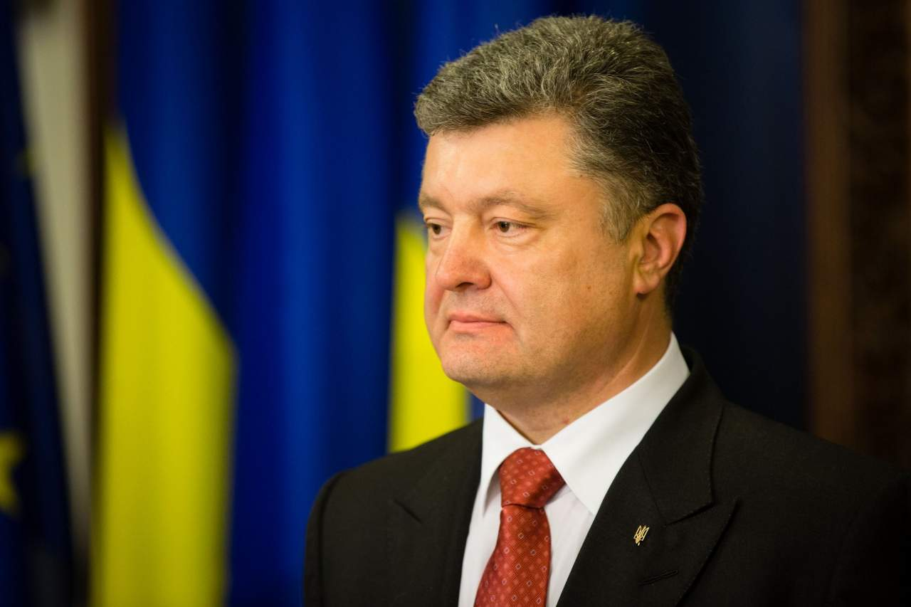 Порошенко ввел в действие решение СНБО об оборонном госзаказе на три года