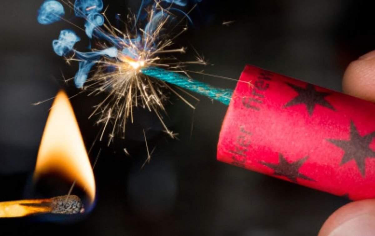 На Черкасщине 14-летний ребёнок пострадал от взрыва фейерверка