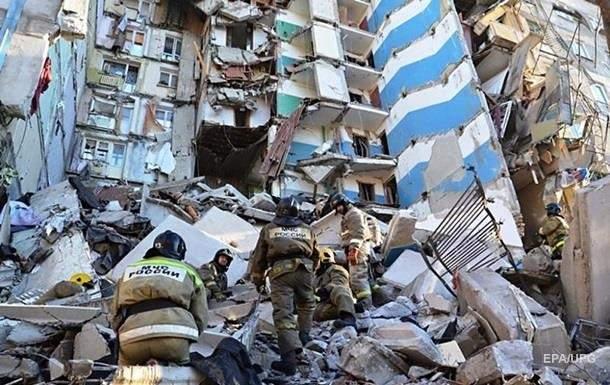 Взрыв дома в Магниторске устроили боевики