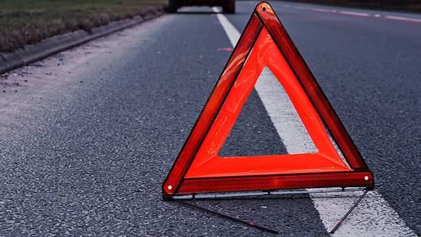 Авария на трассе Одесса-Киев закончилась стрельбой