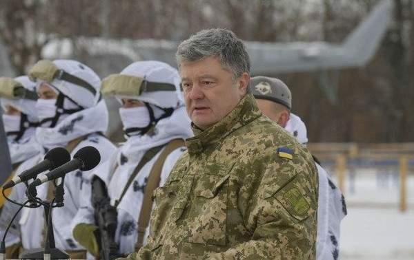 Порошенко обещает восстановить разрушенный аэропорт в Донецке