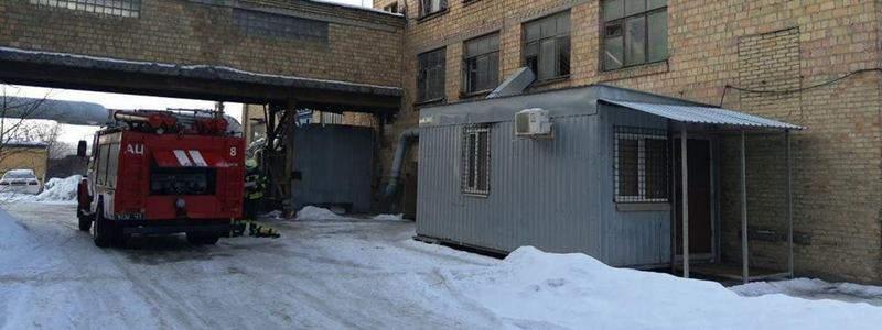 Серьёзный пожар в столице: Вспыхнул склад