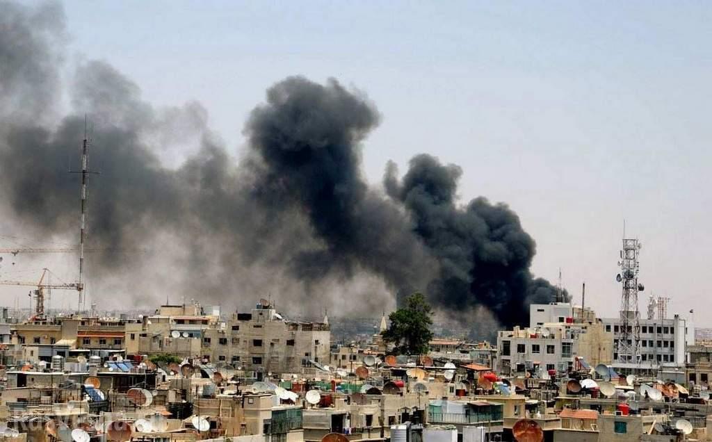 Террористический акт в Дамаске: Есть погибшие и пострадавшие