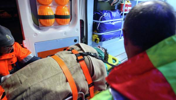 В Боливии рухнул с обрыва автобус с футболистам. 13 погибших, десятки пострадавших