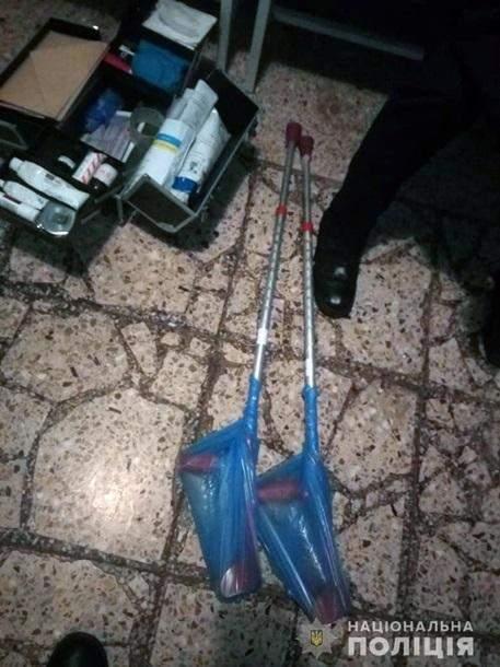 Шокирующее убийство в столичной больнице: Пациента забили до смерти костылем