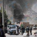 В Афганистане в результате нападения боевиков на военную базу погибли более 100 человек