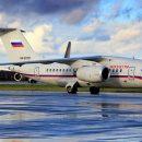 К захваченному в России самолету стягивают силовиков