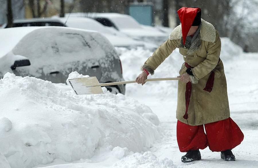 По всей территории Украины ожидается ухудшение погоды