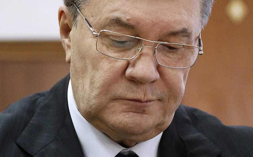 Суд Киева приговорил Виктора Януковича к 13 годам лишения свободы