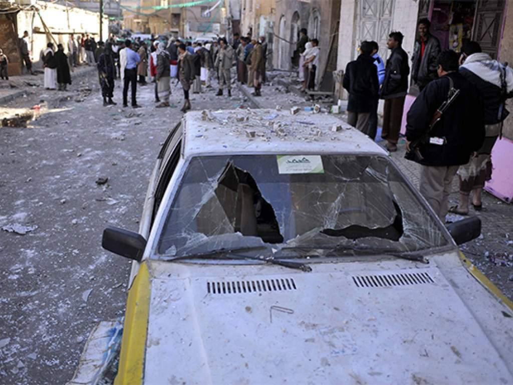 В Йемене произошёл мощный взрыв. Есть погибшие