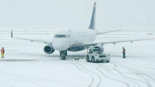В Одессе нарушена работа аэропорта