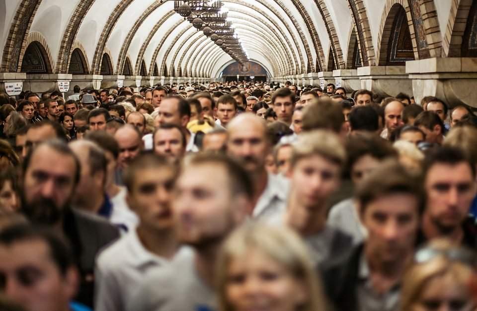В киевском метро за минувший год произошло порядком почти 800 преступлений