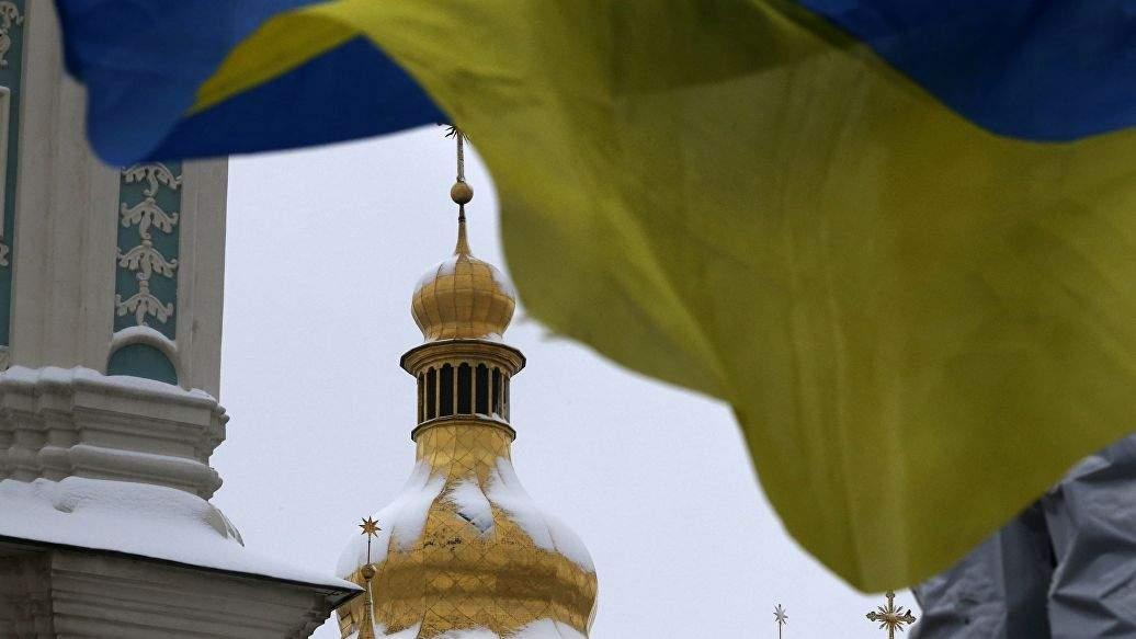 В Киеве несколько священников УПЦ МП перешил к ПЦУ