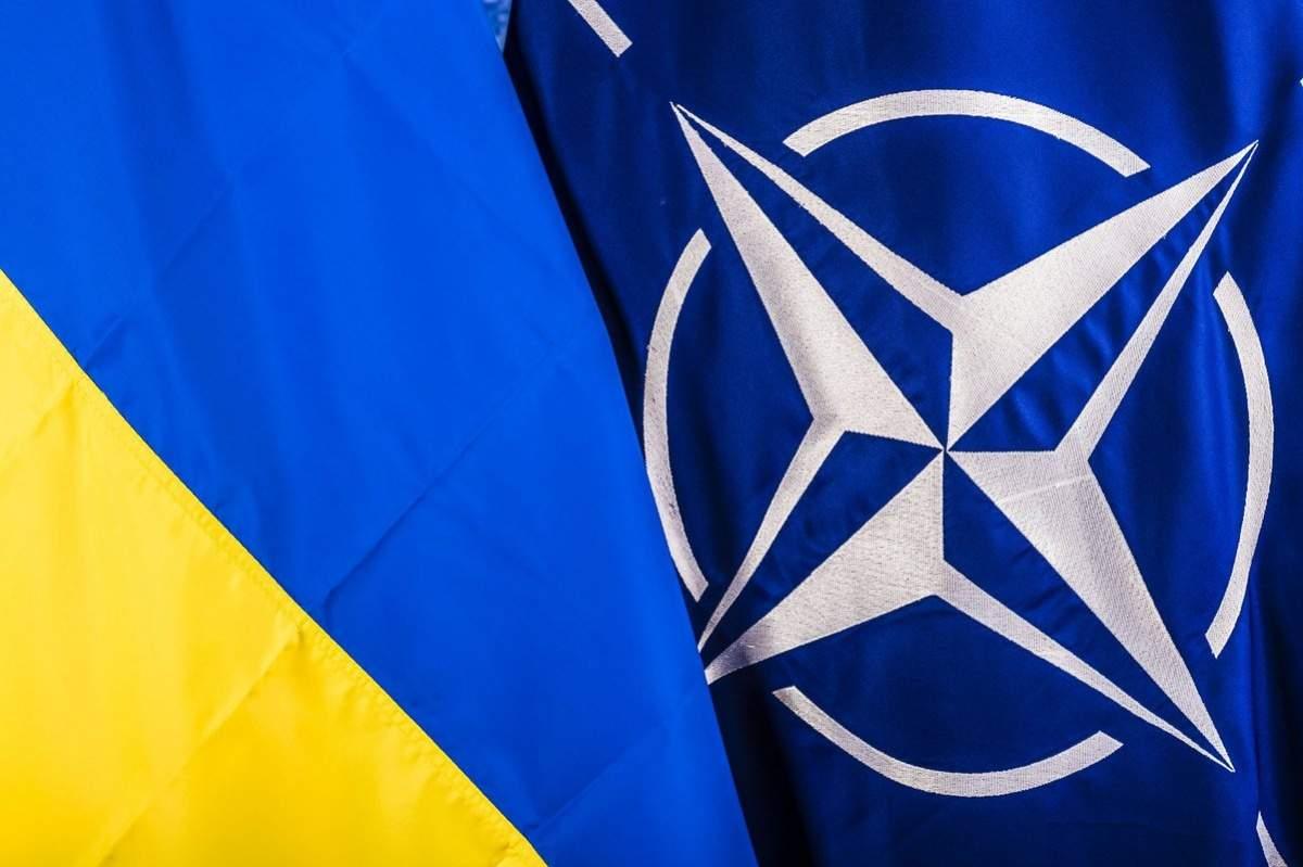 НАТО солидарны с Украиной о её стремлении стать частью альянса
