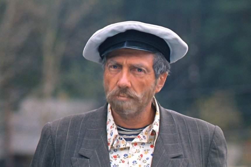Умер известный актер сыгравший в фильмах: «Любовь и голуби» и «Место встречи изменить нельзя»