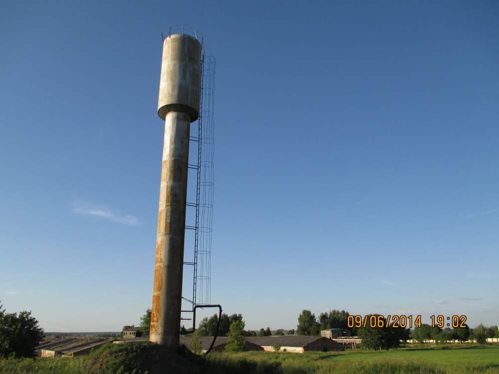 В Николаевской области обнаружили труп в колодце водонапорной башни