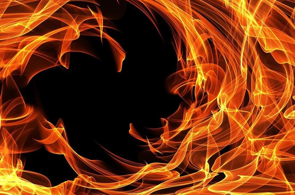 В Днепропетровской области в результате серьёзного пожара погибли несколько человек