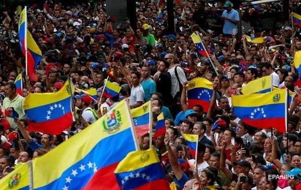 В США отрицают возможность введения войск в Венесуэлу