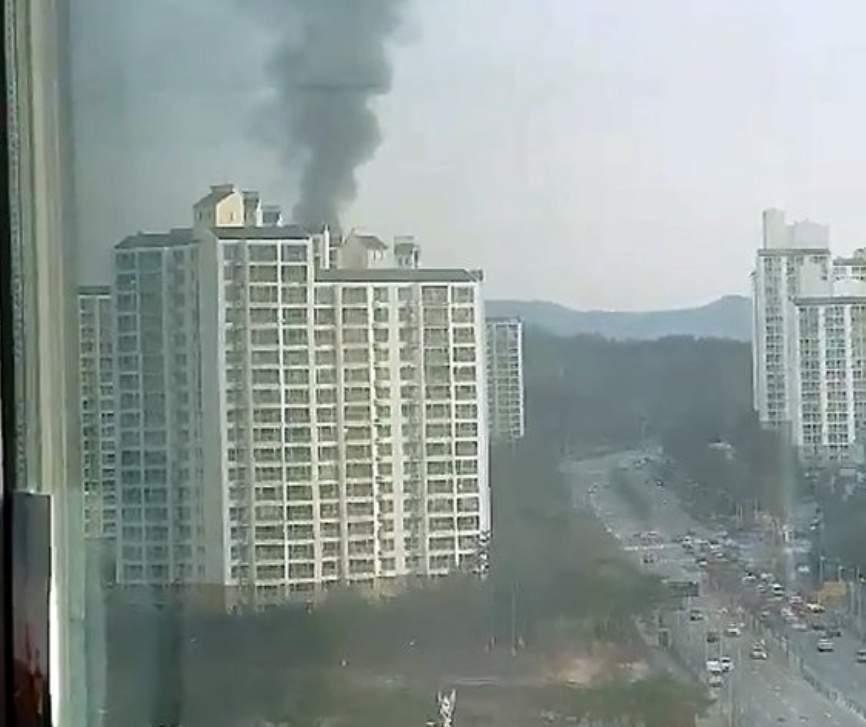 В Южной Корее произошёл мощный взрыв на заводе. Есть погибшие