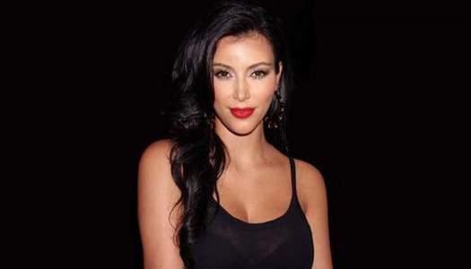 Ким Кардашьян отрицает, что делала пластику на лице