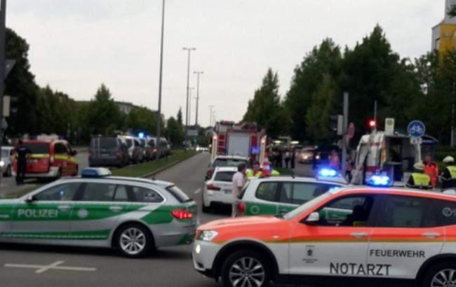 В Мюнхене в результате стрельбы погибли несколько человек