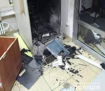 В Харькове грабители устроили несколько взрывов