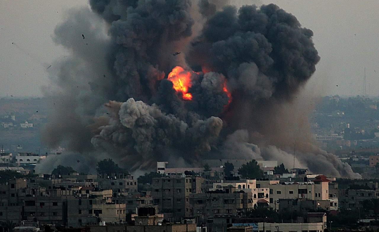 В Сирии произошел мощный взрыв