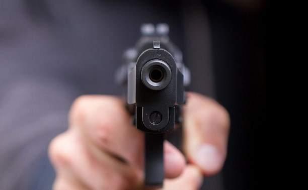 Одессит устроил стрельбу по правоохранителям из травмата