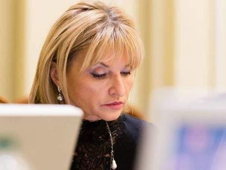 Луценко сообщила, что Порошенко вернёт в Уголовный кодекс статью о незаконном обогащении