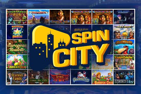 Место с лучшими автоматами - казино Спин Сити