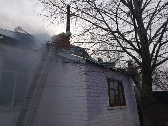 На Днепропетровщине в детском саду вспыхнул пожар