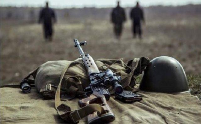 За сутки на Донбассе получили ранения трое украинских военных