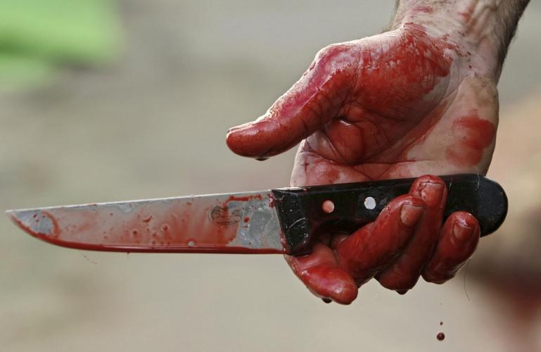 В Киевской квартире нашли жестоко убитым АТОшниа