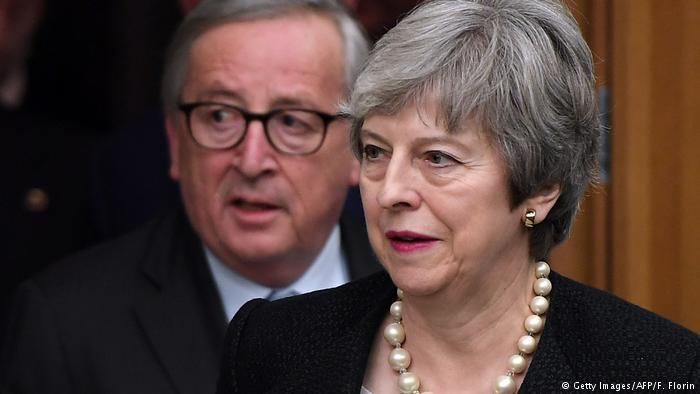 Британская премьер просит ЕС перенести Brexit на 30 июня