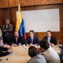 Руководителя аппарата лидера оппозиции Венесуэлы Роберто Марреро задержали