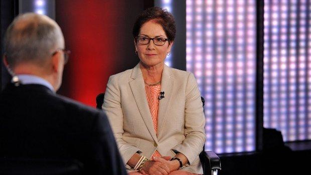 Посол США агитировала украинцев за Выборы
